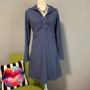 Tehama Long Sleeve Athleisure Dress B7